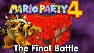 Mario Party 4! The Final Battle