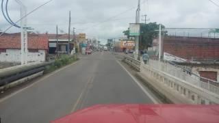 Passando em Iguatu-CE Scania 113