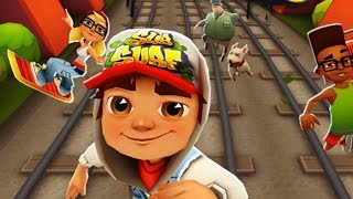 ★ Subway Surfers - #1 - Gameplay [HD]