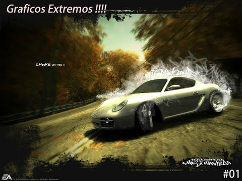 Extreme Mod Graphics Need For Speed MostWanted JuniorTutorial