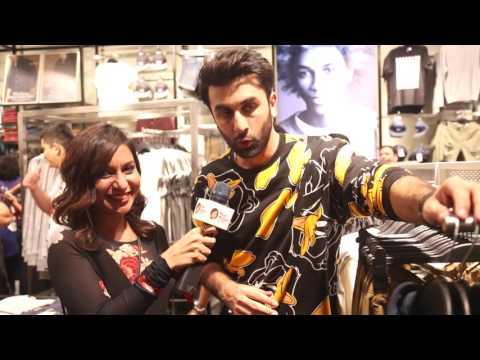 MissMalini & Ranbir Kapoor's Fashion Chat!