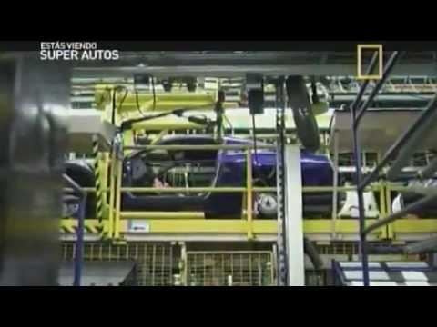 Megafabricas superautos Ford Mustang español