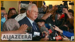 🇲🇾 Malaysian ex-PM Najib hit with 25 new charges over 1MDB scandal | Al Jazeera English