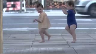 Dancing Babies  Funny Videos