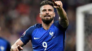 Les 32 buts de Giroud en Équipe de France