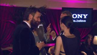 Golden Globes Sony's After Party 2012 - Footage