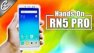 Xiaomi Redmi Note 5 Pro Hands On! (18:9 | Snapdragon 636 | Dual Cameras)