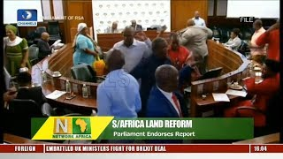 Update On South Africa Land Reform As Parliament Endorses Changes |Network Africa|