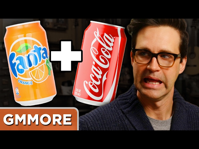 Surprising Soda Combos