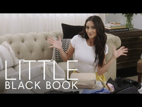 Everything Shay Mitchell Packs in Her Travel Bag Little Black Book Harper s BAZAAR