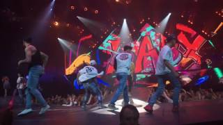 justin bieber  baby live at purpose world tour antwerp 610