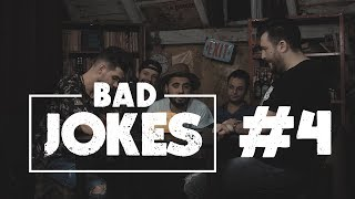 BAD JOKES 4 #NoapteaTârziu   Cuza & Quick VS George Hora & Colin