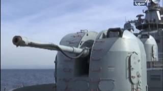 بعد غزوها لسوريا روسيا تبدأ في بناء أسطول بحري  جديد