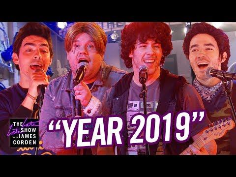 The Jonas Brothers Year 2019