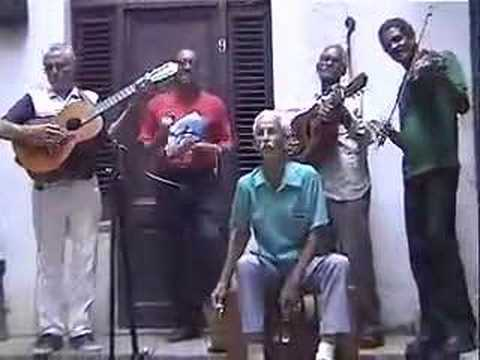 LEGENDARY MUSICIANS OF OLD HAVANA Pt 3