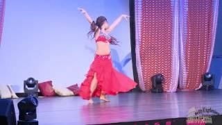 ZAHIA SAMANTHA –  2nd prize professional category – Bellyexplosion 2016