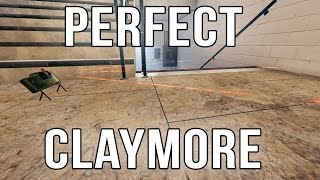 PERFECT CLAYMORE ESL MATERIAL - Rainbow Six Siege