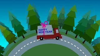 New Year Tutorial in After Effects