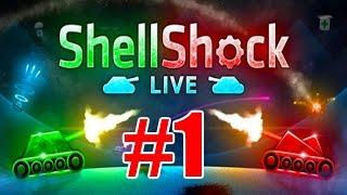The FGN Crew Plays: ShellShock Live #1 - Longest Match NA (PC)
