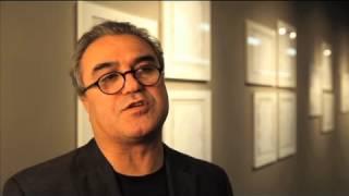 استقبال از نقاشی های پرویز شاپور در نيويورک