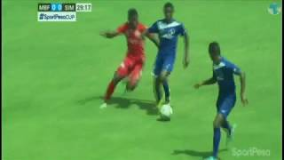 SPORTPESA CUP THIRD-PLACE SIMBA SC VS MBAO FC LIVE