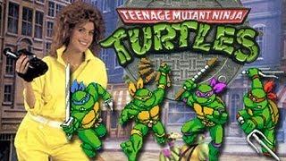 Tenage Mutant Ninja Turtles : Turtles in Time Arcade 1991 [ HD ]