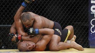 Anderson Silva vs Daniel Cormier (Gracie Breakdown)