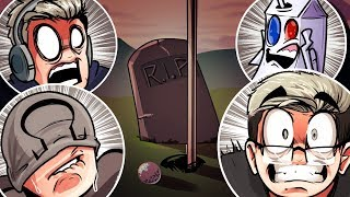 THE CUTEST SCARIEST GOLF MAP EVER!! - Mini Golf Funny Moments (Golf It Gameplay)
