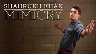 Best Mimicry of ShahRukh Khan by JayVijay Sachan   Jab Tak Hai Jaan , Kal Ho Na Ho