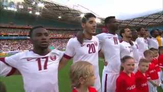 National Anthem: Qatar