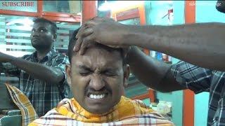 Full Feel Head Massage  Very (Intense) CS ASMR Relaxing,,,,