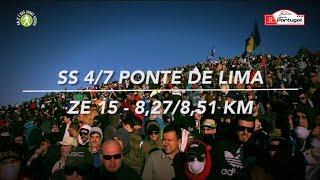 ZE 15 – Ponte de Lima SS 4/7 - Vodafone Rally de Portugal 2018