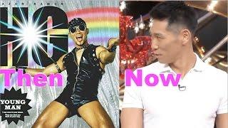 Razor Ramon Hard Gay (Then and Now)