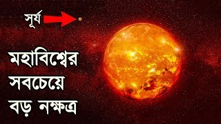 The Largest Known Star In The Universe In Bangla