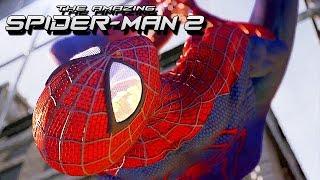 The Amazing Spider-Man 2 Gameplay German - Rückkehr der Spinne