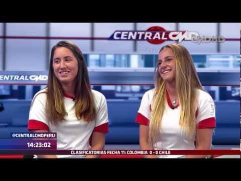 Xxx Mp4 Central Perú Entrevista A Caterina Romero Y Francesca Balta 3gp Sex