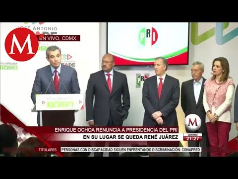 Xxx Mp4 Enrique Ochoa Reza Renuncia A Dirigencia Del PRI 3gp Sex