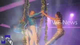 Shilpa Shetty's Perfect Ass Show at Nach Baliye, Butt Clearly Visible