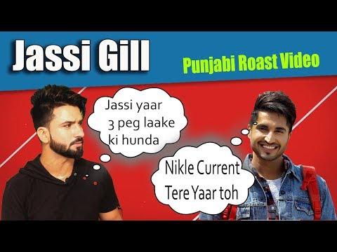 Xxx Mp4 Jassi Gill Nikle Currant Song Punjabi Roast Video Aman Aujla 3gp Sex