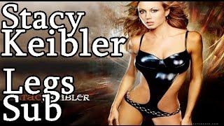 Stacy Keibler Canción Subtitulada 'Legs' + Custom Titantron