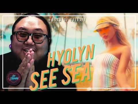"""Producer Reacts to Hyolyn """"SEE SEA"""""""