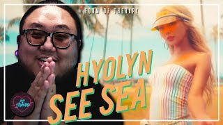 "Producer Reacts to Hyolyn ""SEE SEA"""