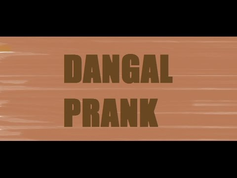 Dangal Movie PRANK with PEOPLE | MUST WATCH (Pranks in India)