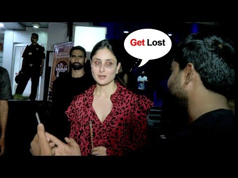 Xxx Mp4 DRUNK Kareena Kapoor Shows Unbelievable ATTITUDE To A FAN Asking For A Simple Selfie 3gp Sex