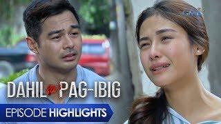 Dahil Sa Pag-Ibig: Eldon And Mariel's Confrontation| Episode 22