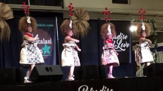 Siva Samoa - Tifa I Moana- Island Reggae Festival 2016