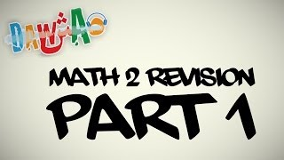 Download Math 2 Revision - Part 1 3Gp Mp4