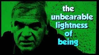 Discussing Milan Kundera's