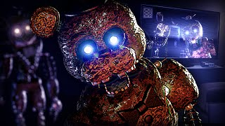 THE IGNITED ANIMATRONICS ARE BACK!!! || The Joy Of Creation: Reborn (STORY MODE, NEW ROOM UPDATE)