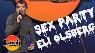 SEX PARTY | Eli Olsberg LIVE at the Laugh Factory